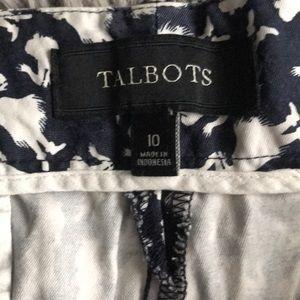 Talbots Shorts - TALBOTS chino shorts